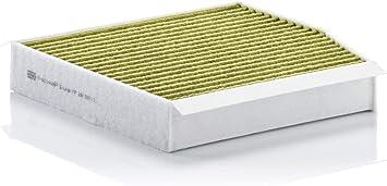 Original Mann Filter Innenraumfilter Fp 26 007 1 Freciousplus Biofunktionaler Pollenfilter Für Pkw Auto
