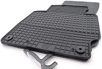Kh Teile Gummimatten Passend Für Tt 8j Premium Qualität Gummi Fußmatten 2 Teilig Schwarz Auto