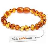 iLikeAmber.com Baltic Amber Bracelet