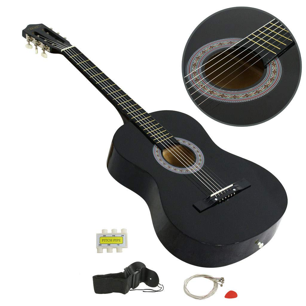 Polar Aurora Electric Travel Guitars