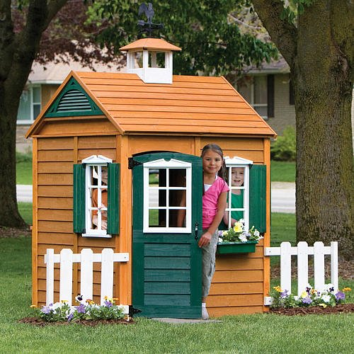 Big Backyard P280050 Bayberry Playhouse product image