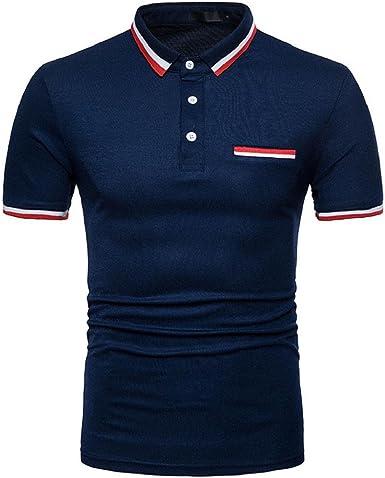 Camisetas Hombre, SHOBDW Moda De Verano Personalidad Verano ...