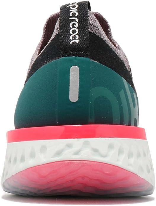 NIKE Epic React Flyknit (GS), Zapatillas de Running para Niños: Amazon.es: Zapatos y complementos