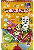 東ハト NHKいないいないばあっ!つまんでおこめやさしいしお味 24g(4g×6袋)×12袋