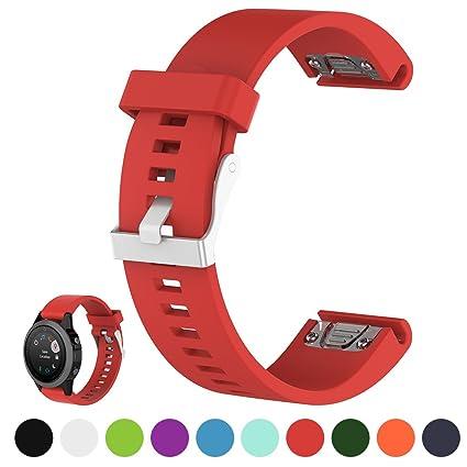 IFEEKER Correa para smartwatch con GPS, pulsera de repuesto ...