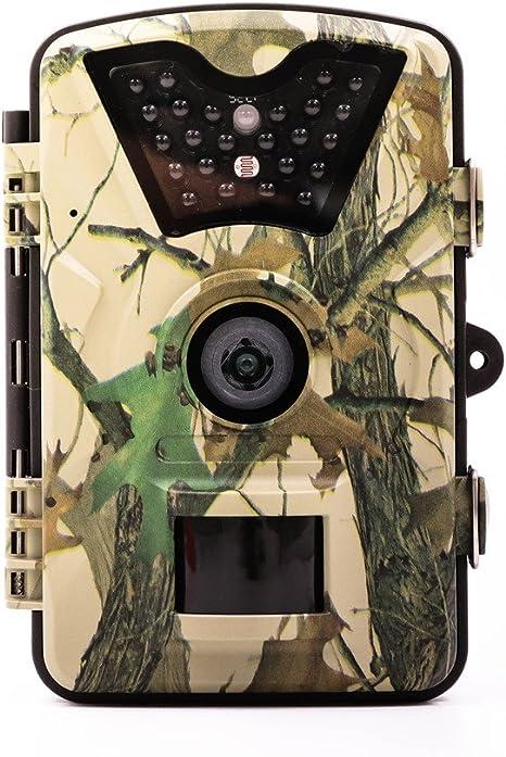 HKCYSEA - Sensor de movimiento multifunción de 12 MP para caza ...