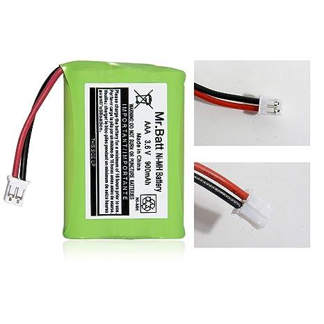 Amazon.com: MR. Batt 900 mAh reemplazo de la batería para ...