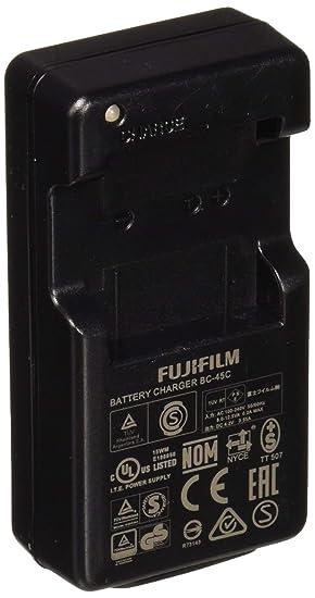 Fujifilm 15991321 - Cargador (100-240, 50/60, Ión de litio ...