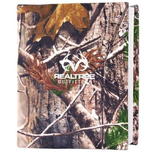 Browning Buckmark Realtree Camo Book Cover Stretch
