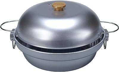 キャプテンスタッグ 大型燻製鍋 スモーク対応M-6548