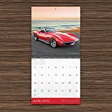 2019 Corvette Wall Calendar