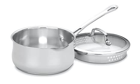 Review Cuisinart 419-18P Contour Stainless