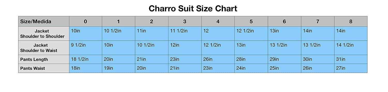 Traje De Charro P1920MX-546