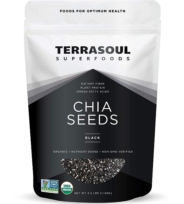 Top 10 Chia Seeds Organic Whole Food Market