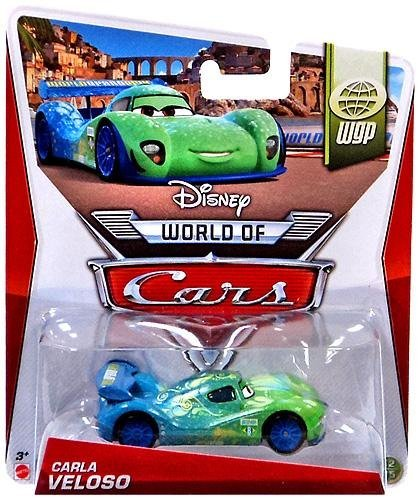 人気を誇る Carla Veloso Disney B00OFIR6WS Cars Edition 1 : Veloso 55スケールWGP Edition B00OFIR6WS, メトロファッション:54b1746c --- a0267596.xsph.ru