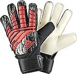 adidas ACE Fingersave Junior Manuel Neuer Goalie Gloves, Bright Red, Size 3
