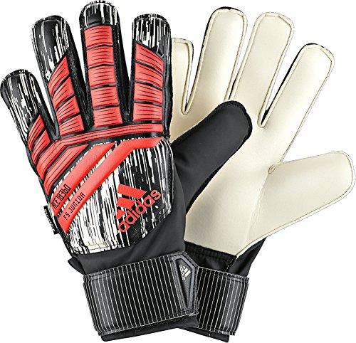 adidas ACE Fingersave Junior Manuel Neuer Goalie Gloves, Bright Red, Size 6