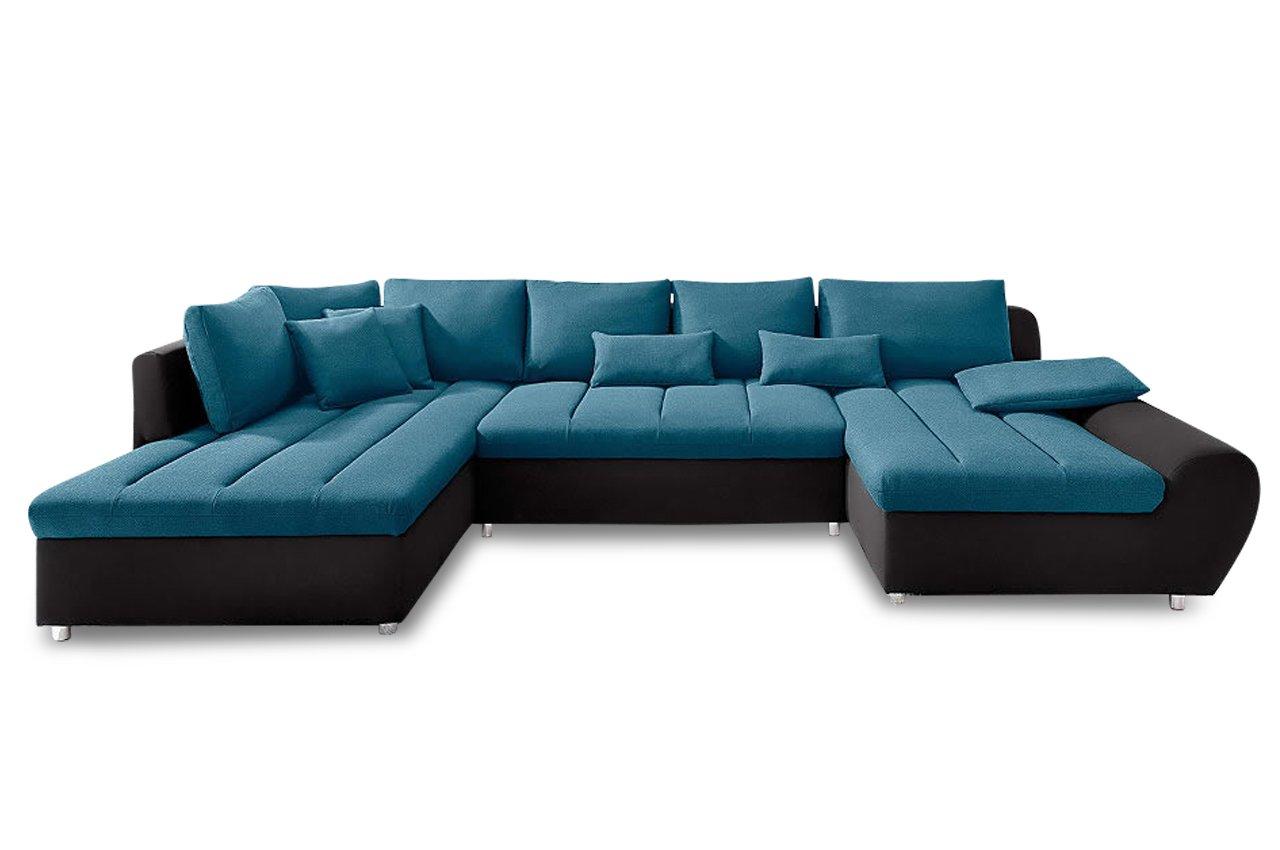 Sofa Sit More Wohnlandschaft Bandos Mit Bett Luxus Microfaser