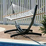Pawleys Island Single Polyester Rope Hammock