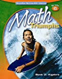 Math Triumphs, McGraw-Hill Staff, 0078882095