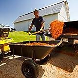 Polar-Trailer-9393-LG7-Lawn-and-Garden-Utility-Cart-Load-Size-10-Cubic-Feet