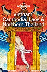 Lonely Planet: The world's leading travel guide publisher        Lonely Planet Vietnam, Cambodia, Laos & Northern Thailand is your passport to the most relevant, up-to-date advice on what to see and skip, and what hidden discoverie...