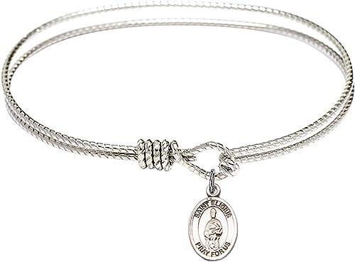 DiamondJewelryNY Silver Pendant Ss Crystal Birthstone Girl-December
