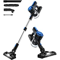 Advwin Cordless Vacuum Cleaner, 3 in 1 Powerful 7-12Kpa Motor Stick Vacuum, Lightweight Stick Hand Vacuum Cleaner with…