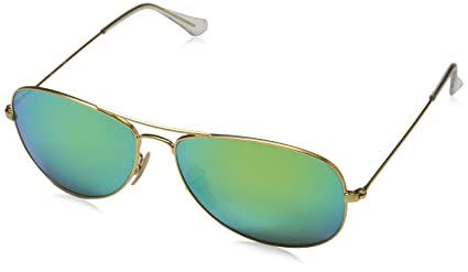 2470c0b7ce Image Unavailable. Image not available for. Color  Ray-Ban Sunglasses  COCKPIT (RB 3362 ...