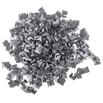 300Pcs Wire Cage Buckle Clips for Pet Cages