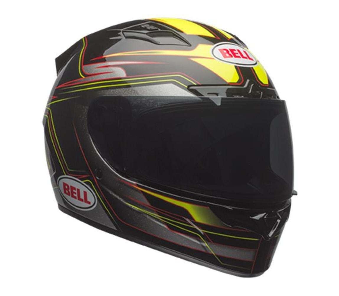 Amazon.com  Bell Solid Adult Vortex Sports Bike Motorcycle Helmet -  Black Large  Automotive 335d771dc