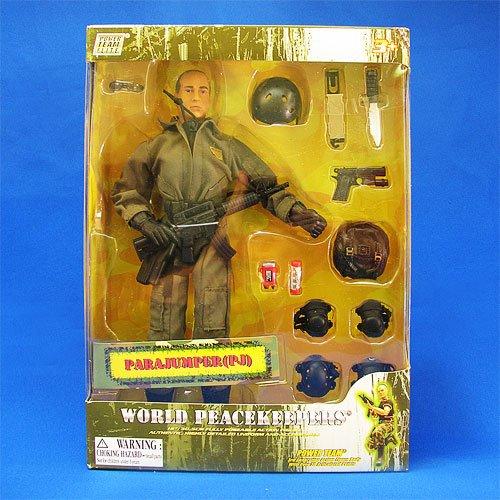 "World Peacekeepers SAS 12"" Action Figure"