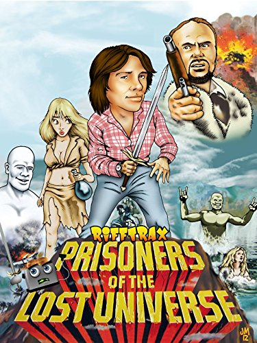 Chick Gone Green - RiffTrax: Prisoners of the Lost Universe