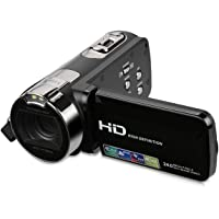 "XuBa FHD 1080P 24MP 2.7"" TFT LCD 16XZOOM Digital Video Recorder DV AV Camera Camcorder UK Plug"