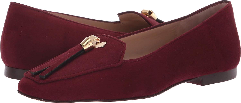 Cabernet Suede Stuart Weitzman Women's Dexmid Sandal