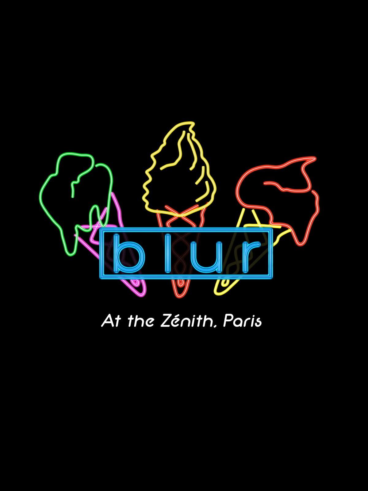 Blur - At the Zénith, Paris