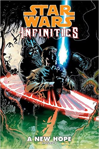Infinities: A New Hope: Vol. 3 (Star Wars: Infinities)