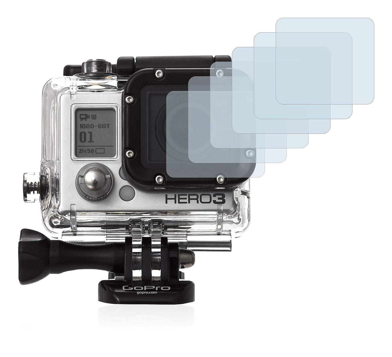 savvies Protector Pantalla Compatible con GoPro Hero3 Black ...