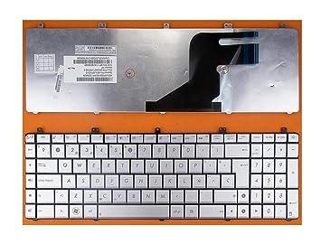 TECLADO COMPATIBLE DE Y PARA PORTATIL Asus MP-11A13SU69203 EN ESPAÑOL NUEVO PLATA GRIS VER FOTO: Amazon.es: Electrónica