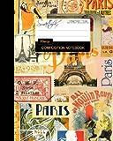 Composition Notebook - Paris: Writing Journal - Best Reviews Guide