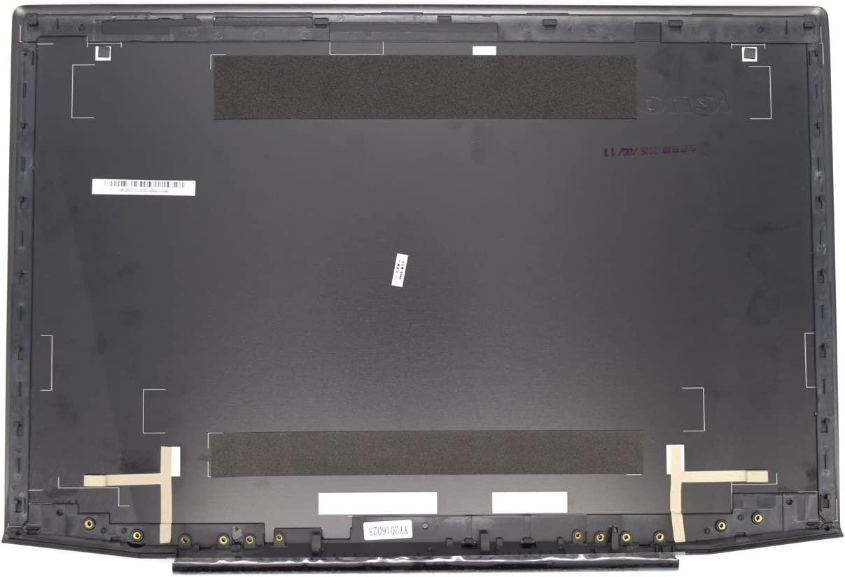 Nodalin Laptop for Lenovo Y50-70 LCD Rear Cover Screen Shell Top Case AM14R000300 Touch Version