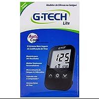 Medidor de Glicose G-Tech Free Lite, G-Tech