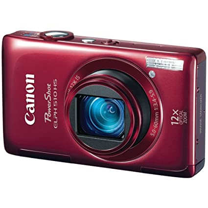 amazon com canon powershot elph 510 hs 12 1 mp cmos digital camera rh amazon com Canon ELPH 310 HS Review canon powershot elph 510 hs manual