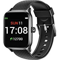 Letsfit EW1 Smart Watch Compatible with iPhone and Android Phones, Fitness Tracker with Heart Rate Monitor, Sleep…