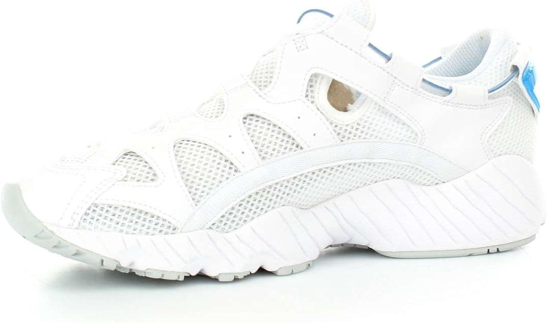 Asics H813N Sneakers Uomo Bianco CBGeqm