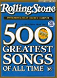 Selections from Rolling Stone Magazine's 500 Greatest Songs of All Time (Instrumental Solos), Vol 2, Alfred Publishing Staff, 0739054775