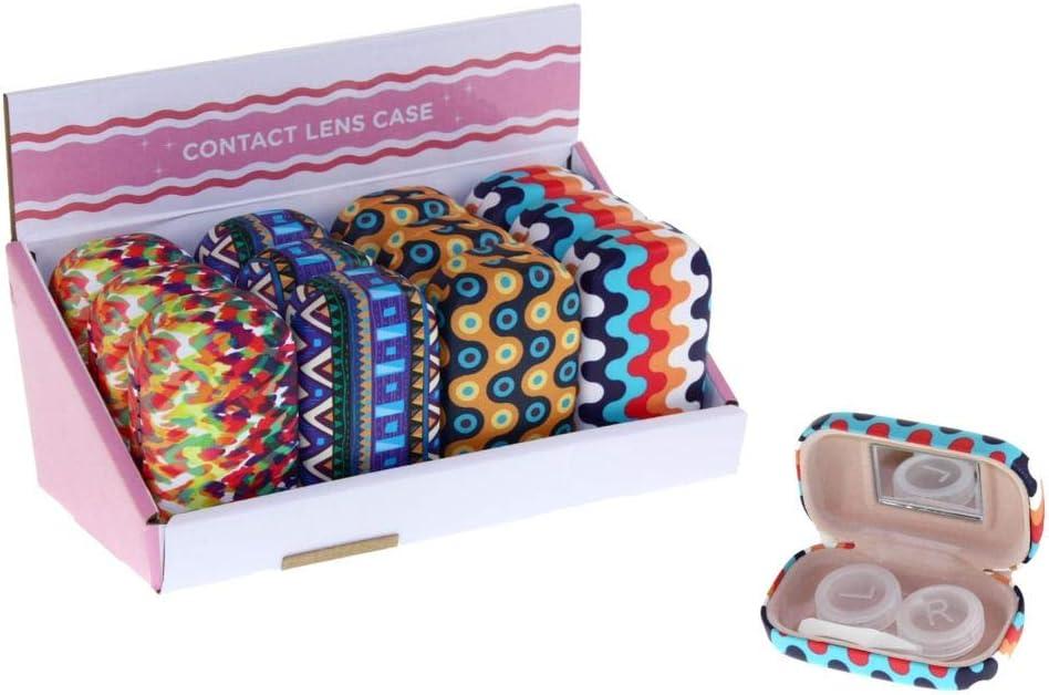 DOREX- Porta-Lentillas Étnico, Multicolor (Exclusivas 2R S.A. 1492) , color/modelo surtido: Amazon.es: Juguetes y juegos