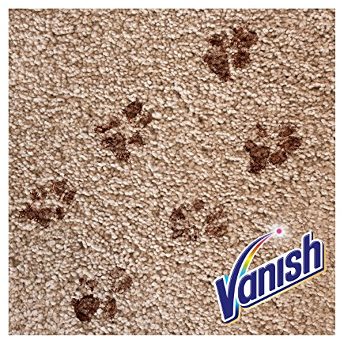 Vanish Carpet Cleaner Upholstery Pet Expert Oxi Action