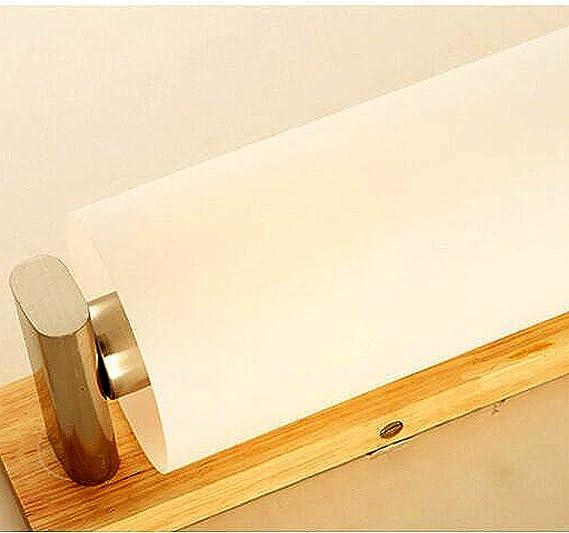 Muro lampe-moderne minimaliste cámara de madera pared lámpara Mini porche appliques murales Décor de la casa de madera (decorativo noche luz árbol de ...
