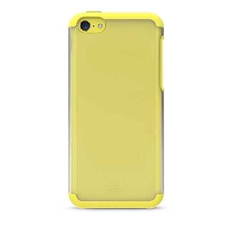 Amazon.com: iLuv vyneer Dual material – Carcasa para iPhone ...